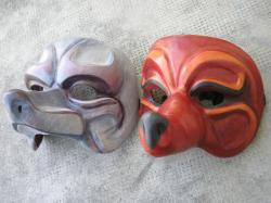 photos-masques-de-cape-et-de-cros.